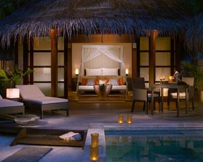 Hotel Four Seasons Resort, Maldivas