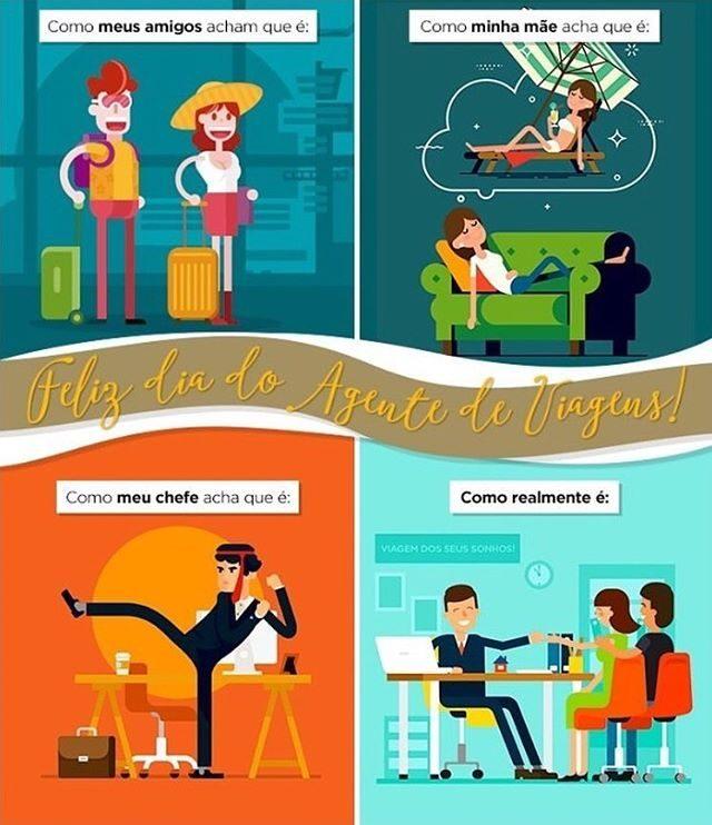 Dia do Agente de Viagens  22 de Abrilhellip
