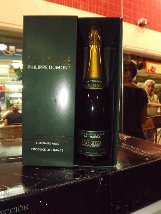 Champagne Geisse & Dumont Premier Cru