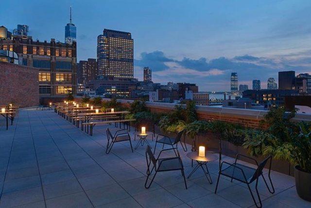 NY  Rooftop do dia Arlos Hotel Pra quemhellip