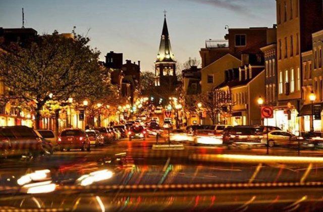 Annapolis  Boa noite Maryland Mais um lugar incrvelhellip