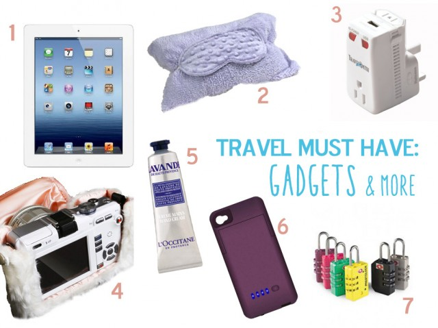 Travel Must Have