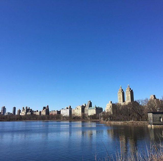 mood  Aquele dia azul em NY! viajandoadois