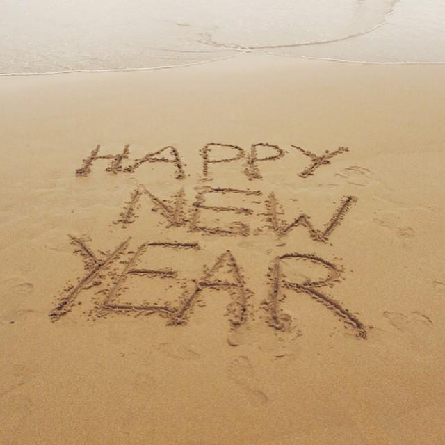 Feliz Ano Novo! ?? Que 2015 seja mais um ano de muitas viagens! ?✈️ #viajandoadois