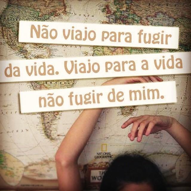 É isso! ?? #viajandoadois