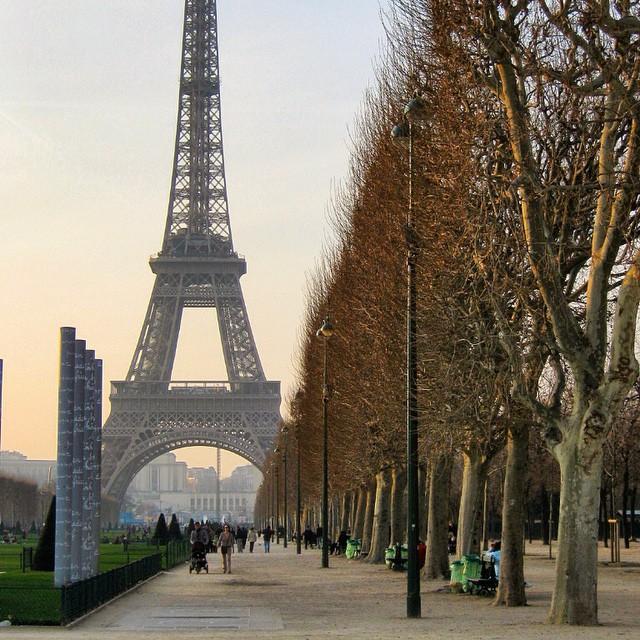 Ah Paris... Que saudade de você! ❤️??? #viajandoadois