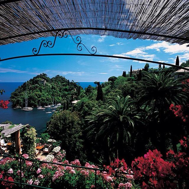 Bom dia para quem acordou com saudade de Portofino! ?? #viajandoadois