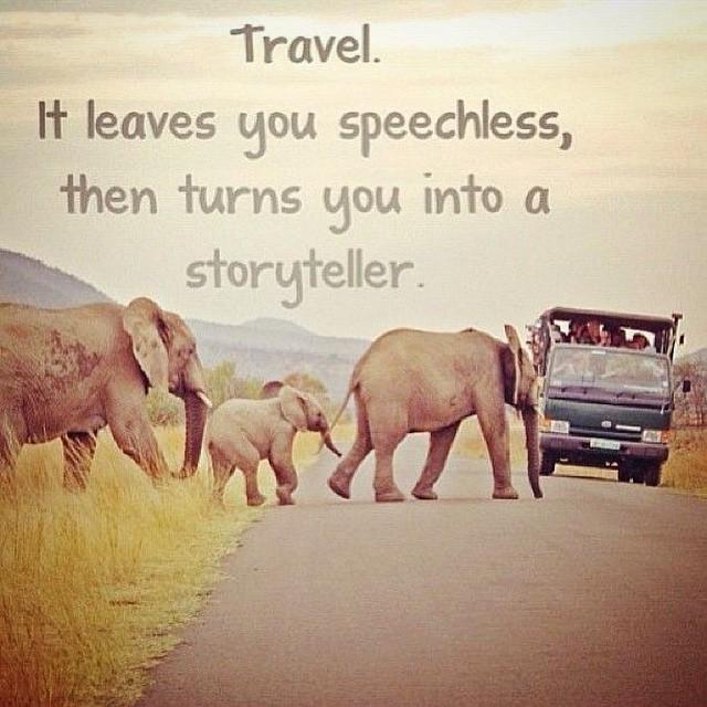 Bom dia para quem também ama contar histórias por aí! ?✈️ #viajandoadois