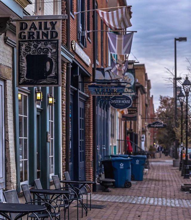 Baltimore  Daquelas cidades lindas que a gente adorahellip